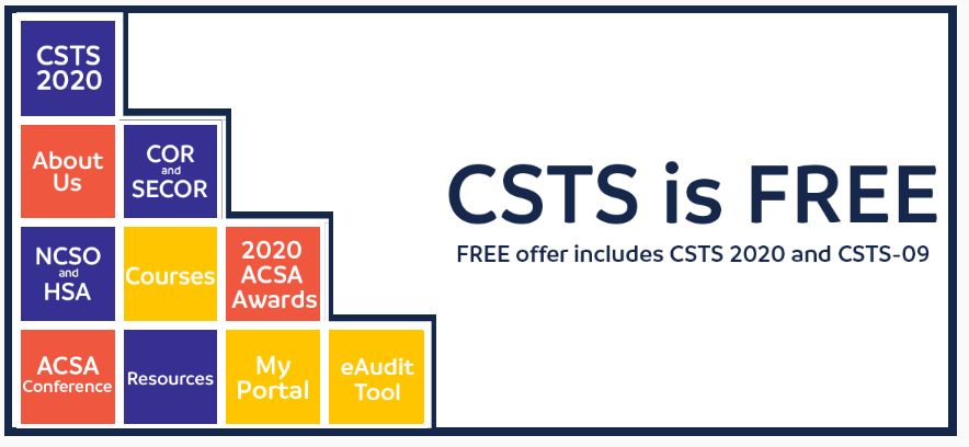 CSTS 2020 is Here!