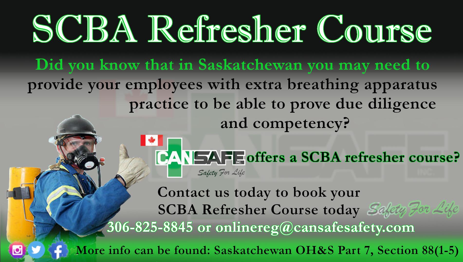 SCBA Refresher