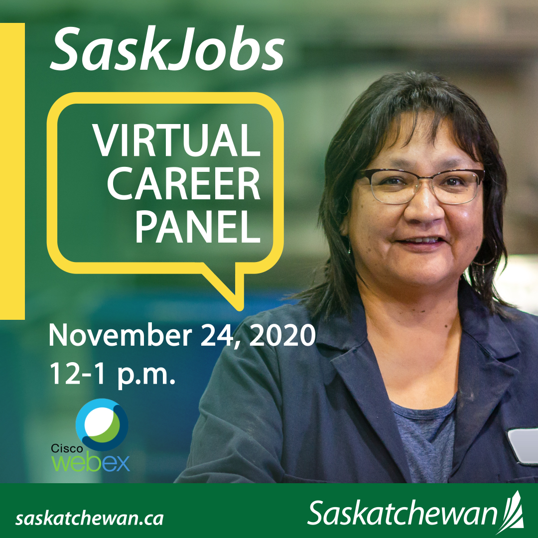SASKJOBS 2020 National Career Month